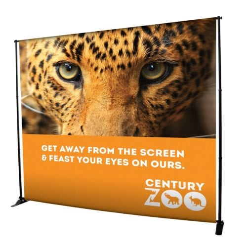 Deluxe Exhibitor Expanding Banner Stand