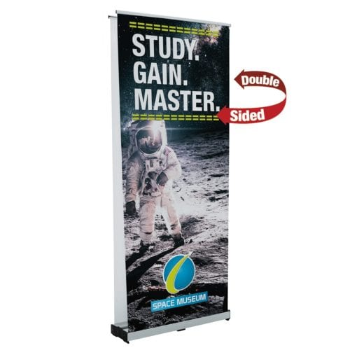 Ideal Retractable Banner
