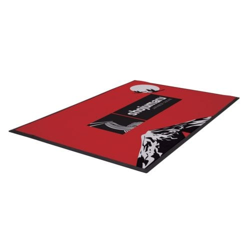 Entrance floor mats