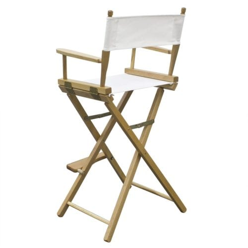 Bar-height Director's Chair (unimprinted)
