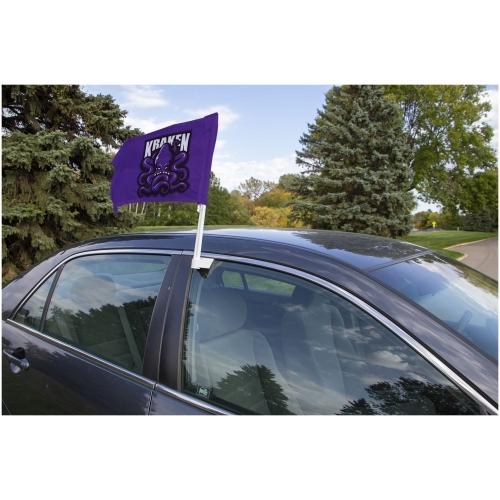 Car Flag Kit (double-sided)