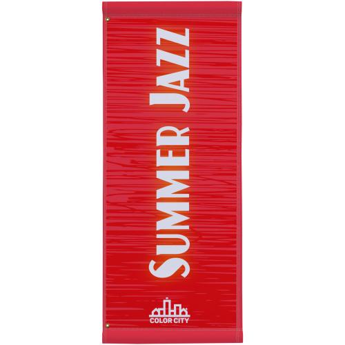 Fabric Boulevard Banner (single-sided) (24″ X 60″)