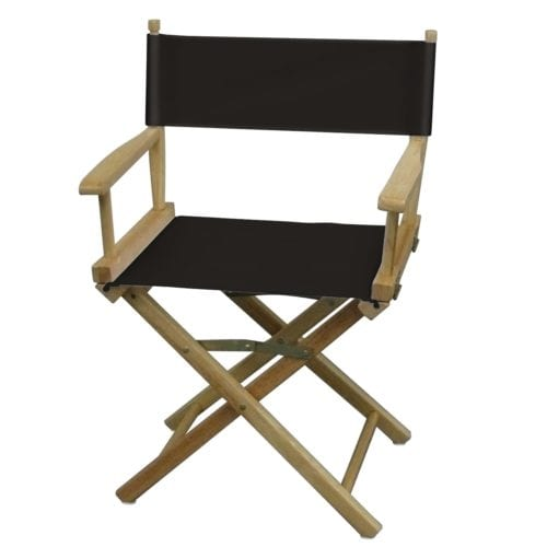 Table-height Director's Chair (unimprinted)