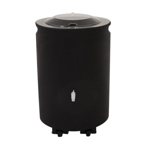 Outdoor Event Cooler Hardware (clear Lid)