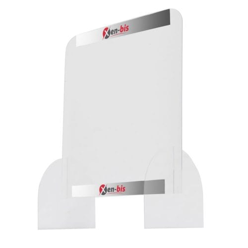 24″ X 24″ Protective Acrylic Counter Barrier Kit
