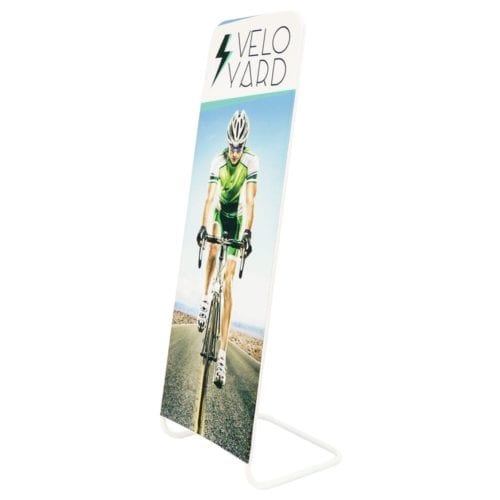 ONE CHOICE Kai Indoor Banner Stand