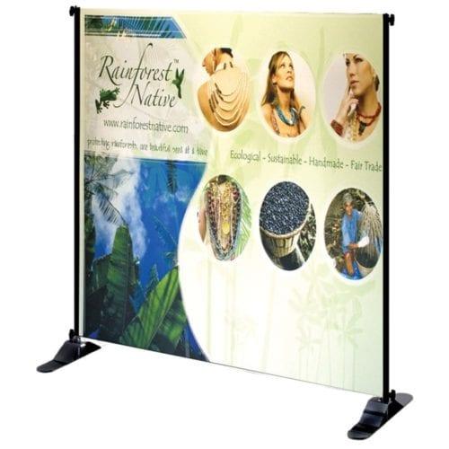 Jumbo Banner Stand